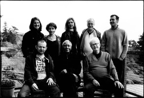 A group portrait of all the featured OM 15 composers