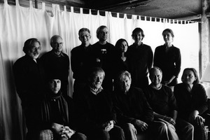 The chief officers of Other Minds and the main featured composers and performers of OM 12