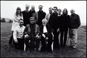 Featured OM 14 composers and key Festival organizers